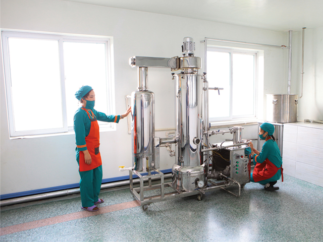 Kumgangsan Exports Production Company