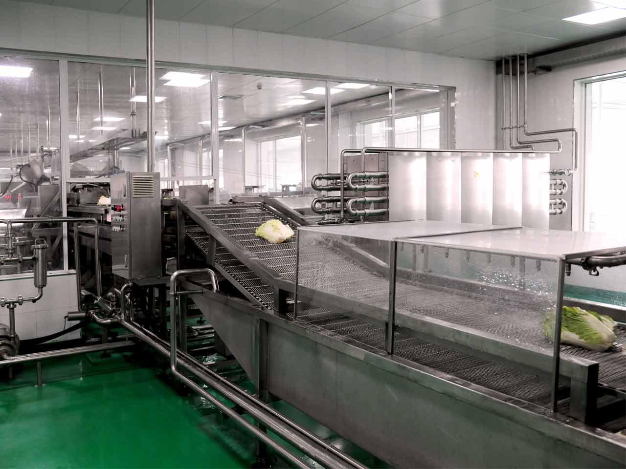 柳京泡菜厂
