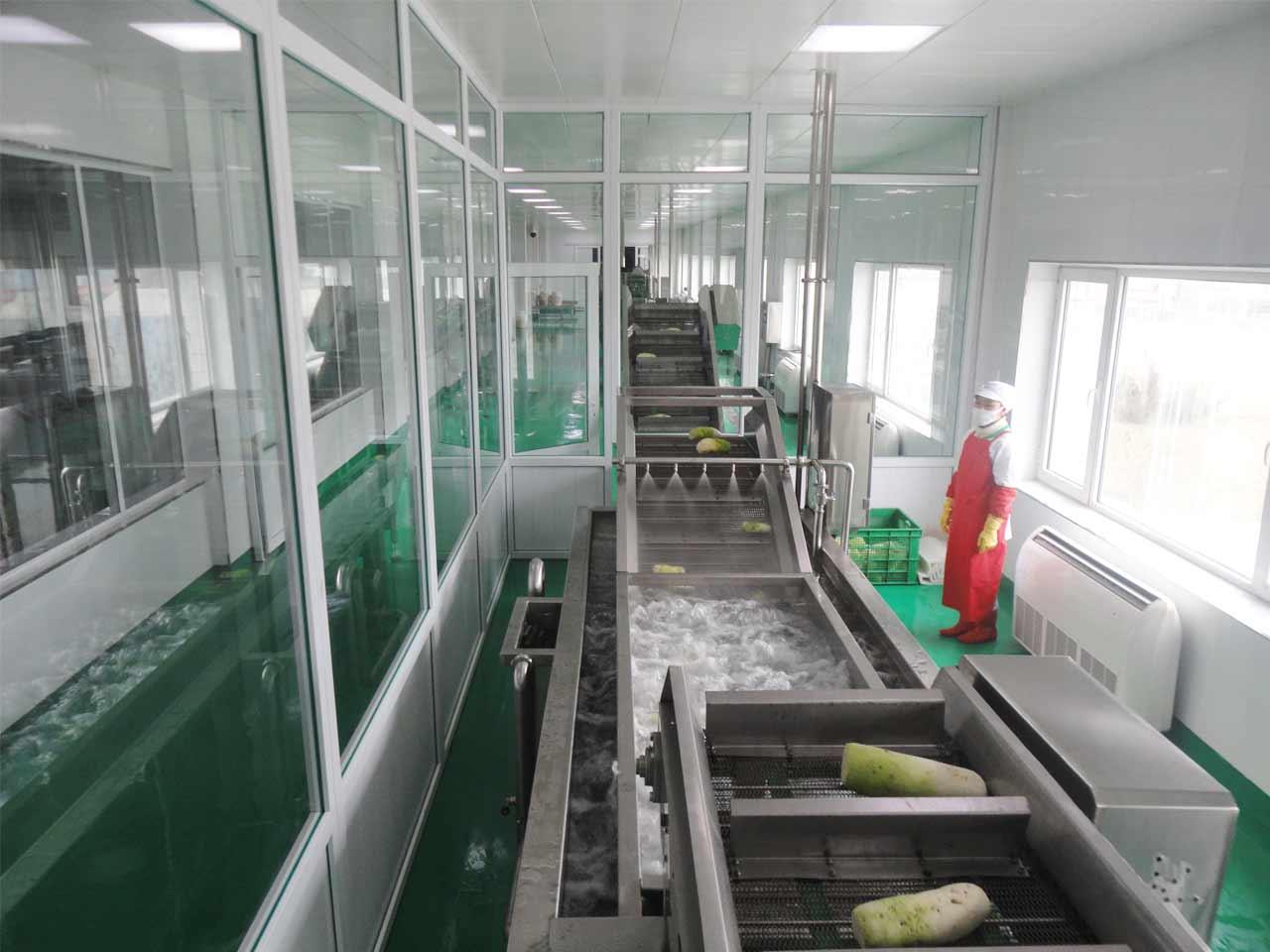 Рюгенская Фабрика по производству кимчхи