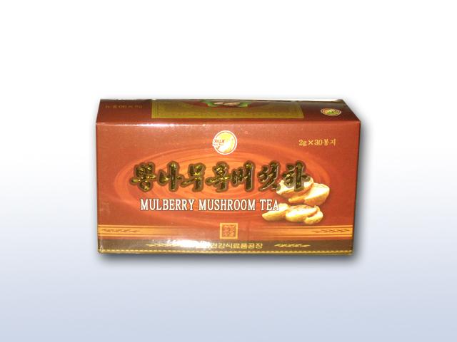 Mulberry Mushroom Tea