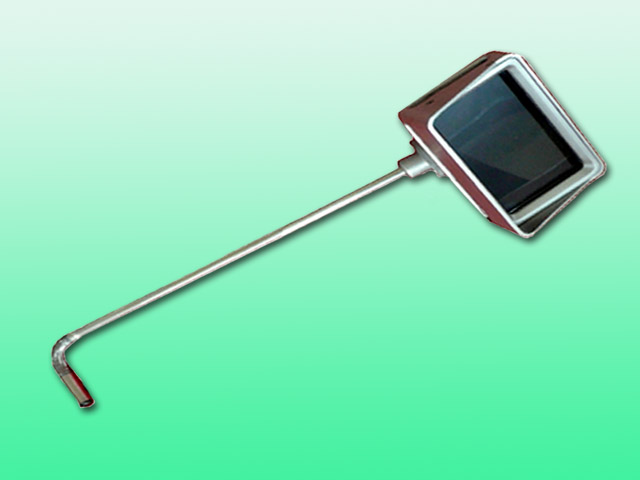 Hard Curved Endoscope (for industrial use)