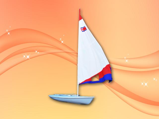 Model 470 Sailboat
