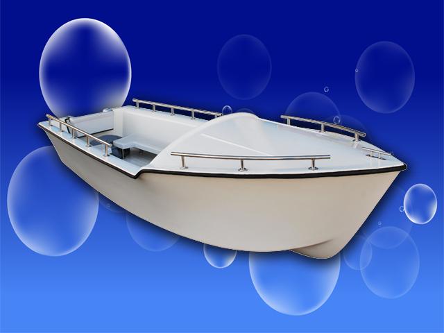 Small Size Tourist Boat