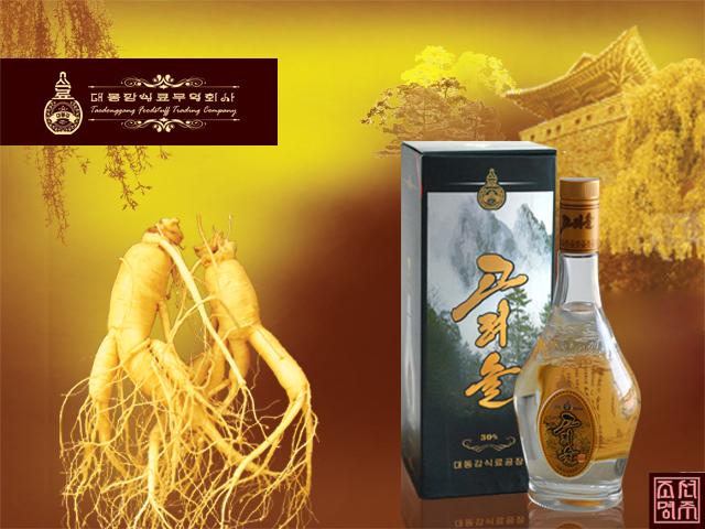 Koryo Liquor